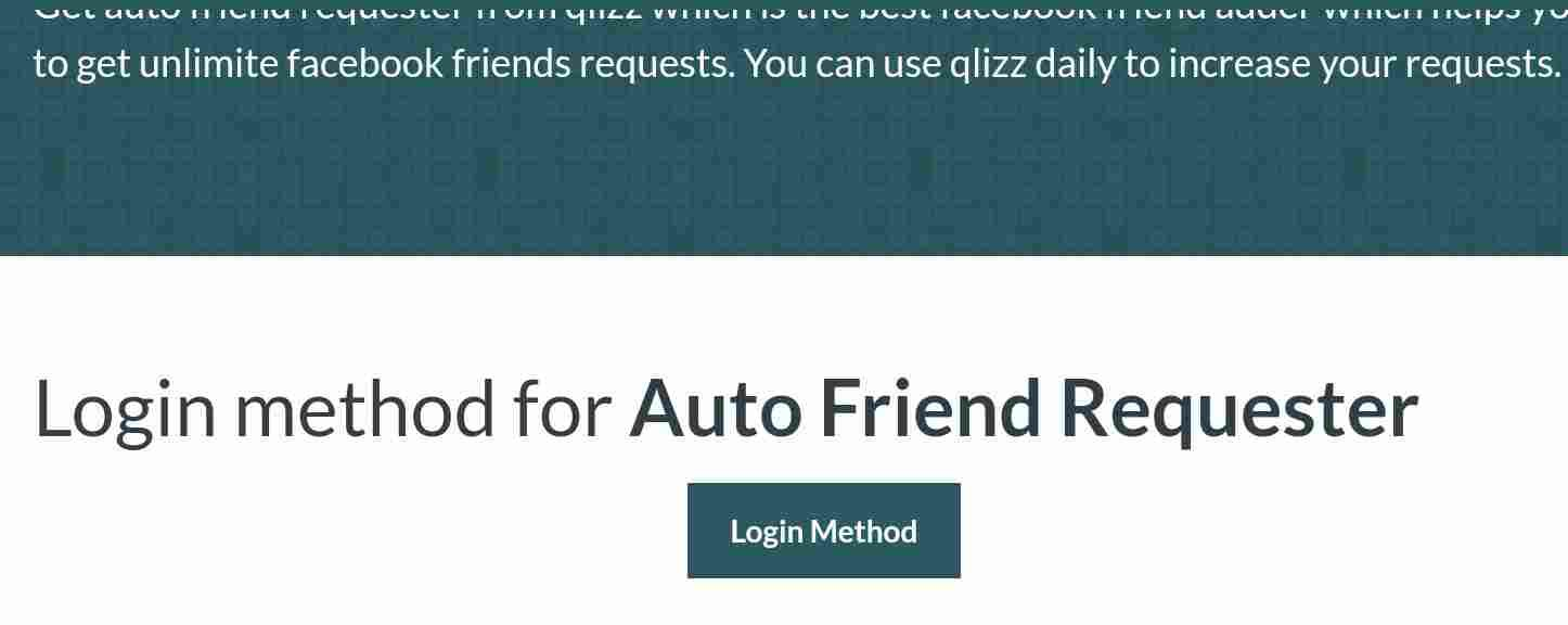 How To Get Auto Friends Request on Facebook